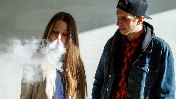 teens vaping Health Risks